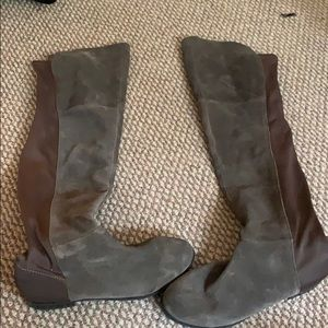 Chinese Laundry over the knee boots
